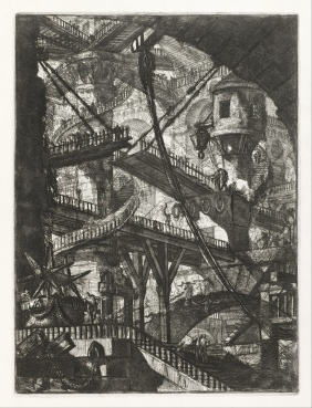 Giovanni_Battista_Piranesi_-_The_Drawbridge,_plate_VII_from_the_series_Carceri_d'Invenzione_-_Google_Art_Project