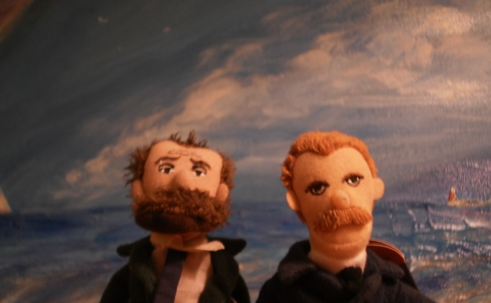 Image result for nietzsche and dostoevsky