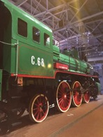 train engine 2